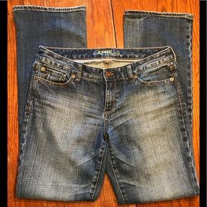 Express Women's Denim Bootcut Jeans Size 8R. D34
